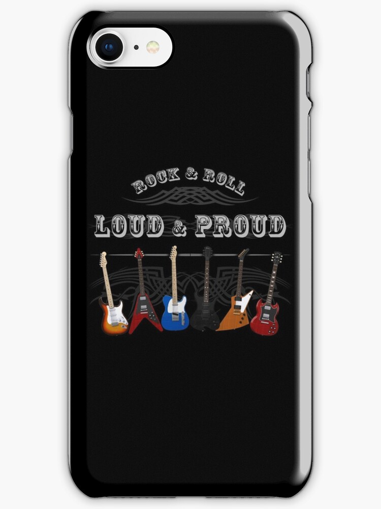Guitars: Loud and Proud by bradyarnold
