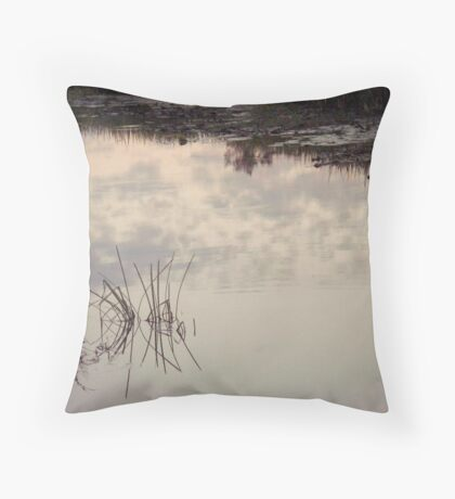 TIME TO PAUSE Throw Pillow