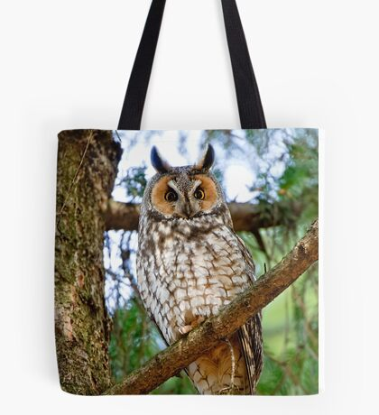 LEO - Long Eared Owl - Ottawa, Ontario Tote Bag