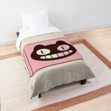Cookie Cat from Steven Universe Comforter