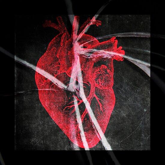 Broken Heart by Denise Abé