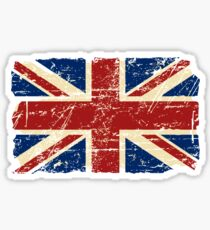 United Kingdom - Union Jack Flag Sticker