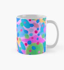 Neon Amoeba  Classic Mug