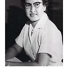 NASA hero Katherine Johnson by renduh