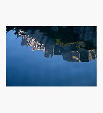 Flipped Photographic Print
