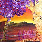 Leaves of Purple by BenPotter