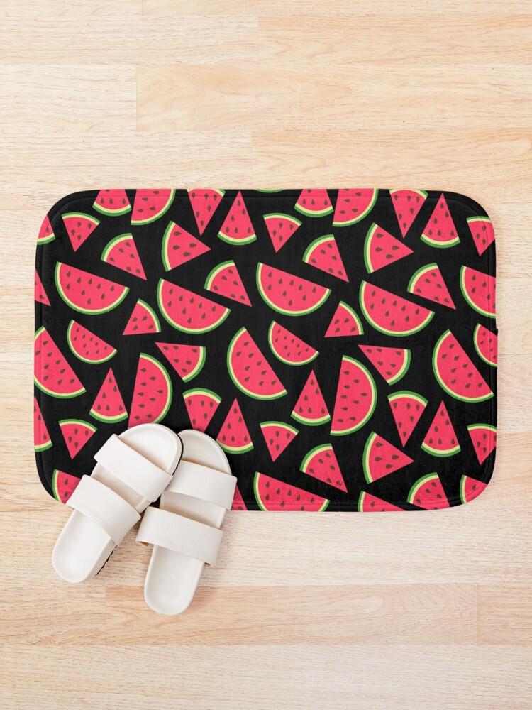 Alternate view of Watermelon Bath Mat