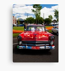 1955 Ford Fairlane Crown Victoria Canvas Print