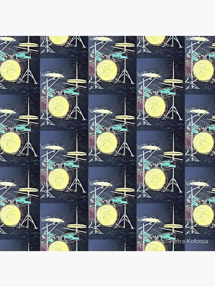 Vivaldi II - Schlagzeug von Petra-Kolossa