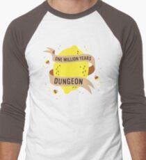 One Million Years Dungeon Men's Baseball ¾ T-Shirt