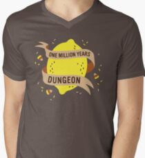 One Million Years Dungeon Men's V-Neck T-Shirt