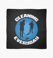 Cleaning Everyday - Cleaner Gift Idea Scarf