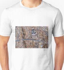 Northern Hawk Owl Unisex T-Shirt