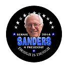 Bernie Sanders Enough is Enough  by Valxart