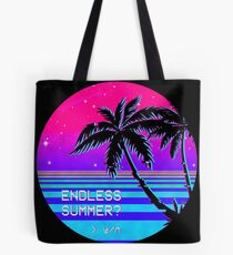 Endless Summer (Vaporwave) Tote Bag
