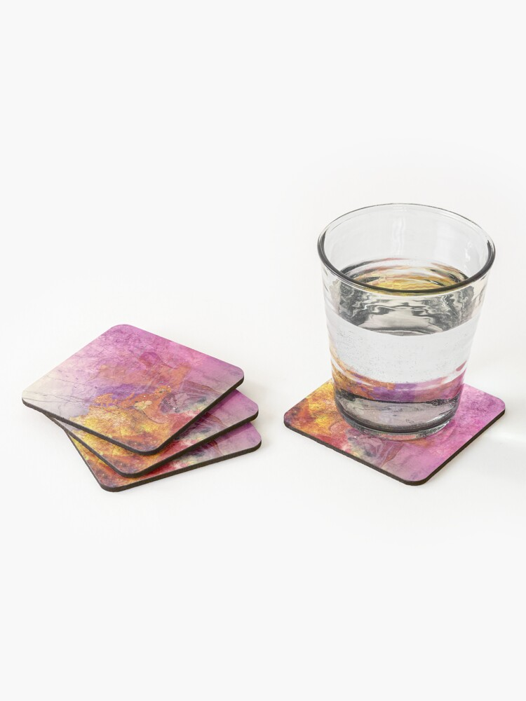 Alternate view of Abstract Coasters (Set of 4)