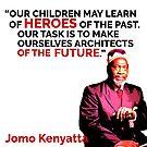 Jomo Kenyatta by hattiec1
