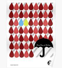 Rainy days and mondays Poster