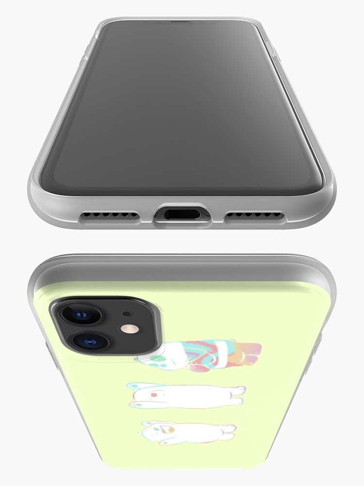 Alternate view of Baby We Bare Bears iPhone Case & Cover