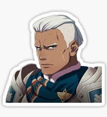 Adult Dedue (Timeskip) - Fire Emblem Three Houses Sticker