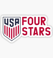 FOUR STARS Sticker