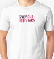 FOUR STARS Slim Fit T-Shirt