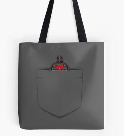 POCKET ANT Tote Bag