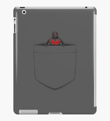 POCKET ANT iPad Case/Skin