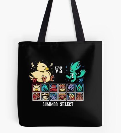 SUMMON FIGHTER Tote Bag