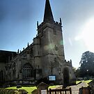 St Cyriacs,Lacock by davesphotographics