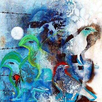 Hidden Angel by garyreef