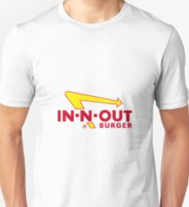 IN N OUT LOGO Unisex T-Shirt
