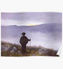 Theodor Kittelsen Soria Moria Poster
