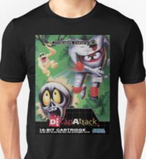 DeCap Attack Mega Drive Cover Unisex T-Shirt