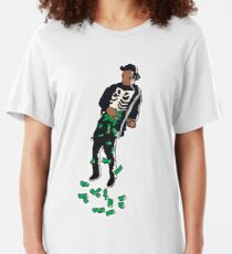 PLAYBOI CARTI Slim Fit T-Shirt