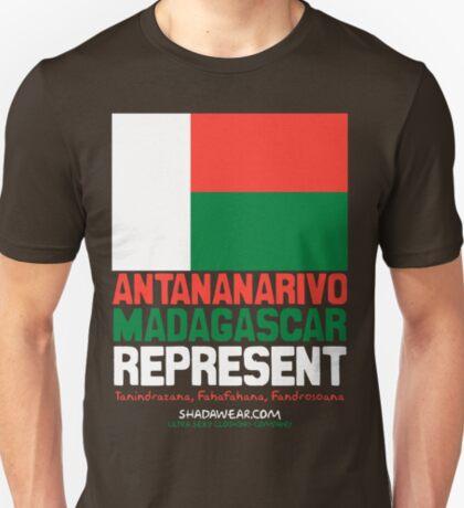 Madagascar represent T-Shirt
