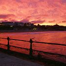 Sunset At Roker by shaz