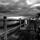 Hastings twilight by Doug-DX