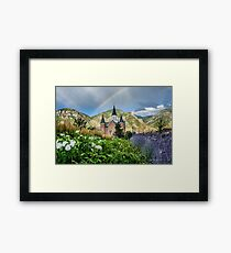 Provo City Center LDS Temple Framed Print