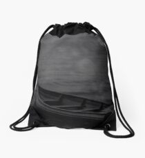 The Haunted Rowboat Drawstring Bag