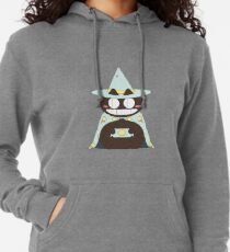 Ice Cream Cat Wizard Lightweight Hoodie