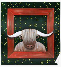 Elmar scents florets - window X Poster