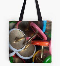 Pins Tote Bag