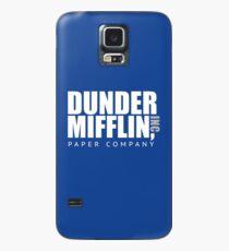 Dunder Mifflin Paper Notebook Case/Skin for Samsung Galaxy