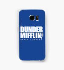 Dunder Mifflin Paper Notebook Samsung Galaxy Case/Skin