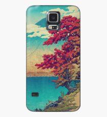 Das neue Jahr in Hisseii Hülle & Klebefolie für Samsung Galaxy