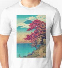 Das neue Jahr in Hisseii Slim Fit T-Shirt