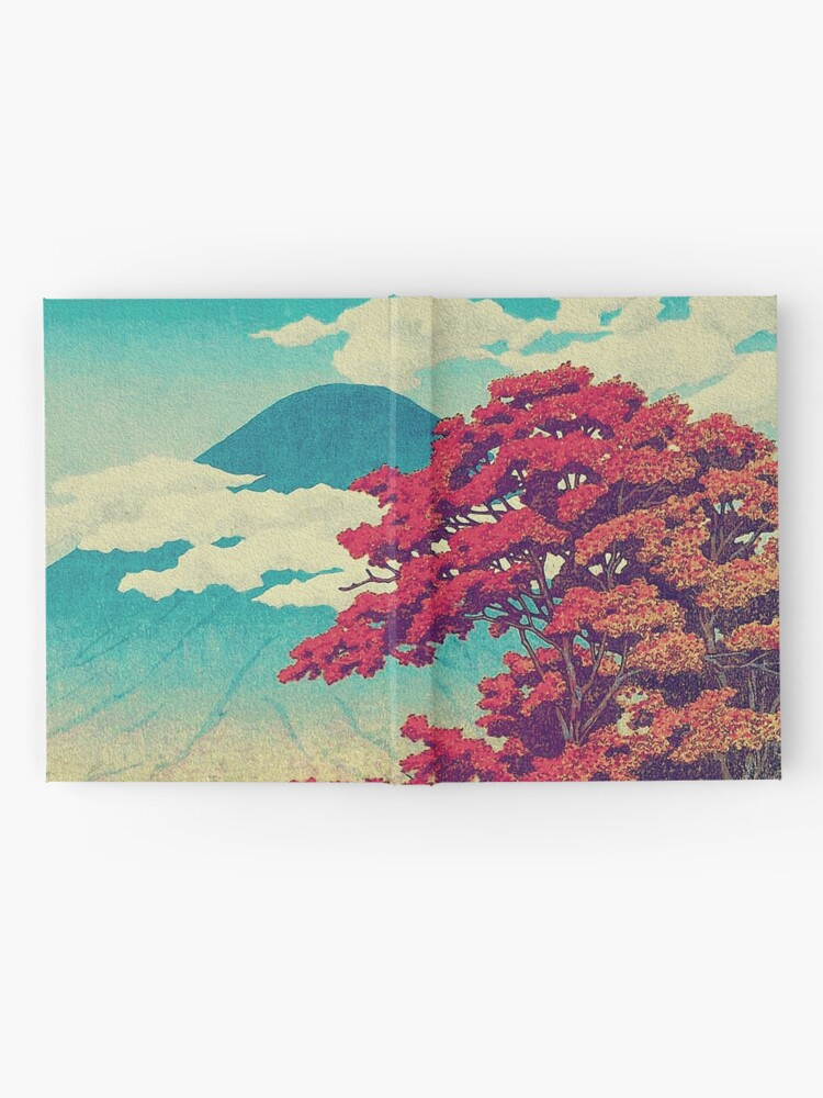 Alternate view of The New Year in Hisseii Hardcover Journal