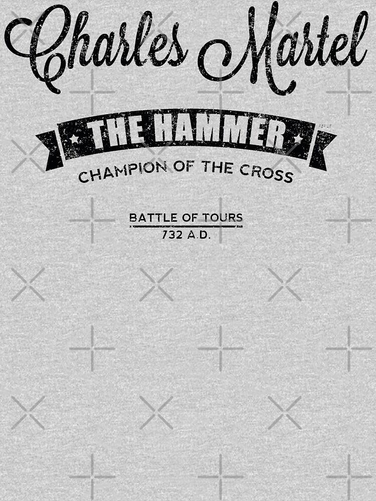 Charles Martel by morningdance