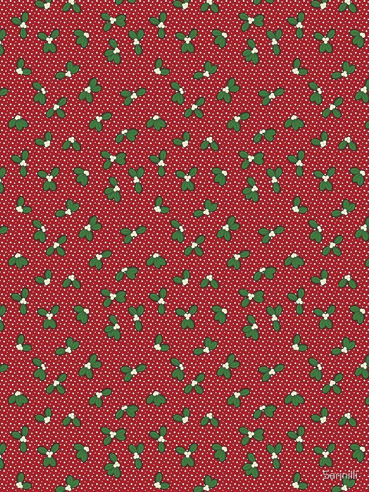 Yuletide Mistletoe by Sarinilli